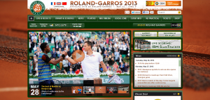 Roland Garros   The 2013 French Open   Official Site by IBM